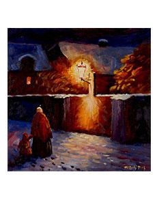 Pavel Holešínský - Hledání světla