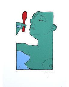 Boris Jirků - Dívka s červenou lžící