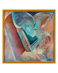 Zlata Calabová - Modrý anděl