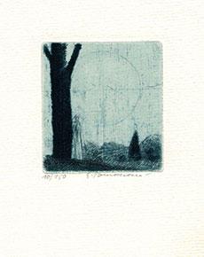 Emílie Tomanová - Strom