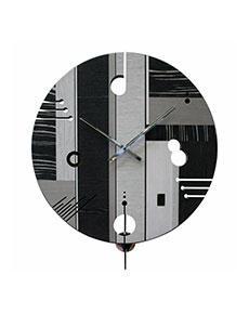 Nástěnné hodiny Essential Dark