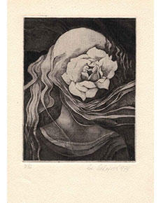 Eva Prokopová - Růže