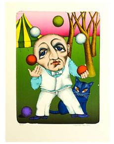 František Pon - Žonglér