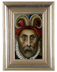Ivan Baborák - Ten Giuseppe Arcimboldo je prostě ďábel