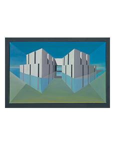 Karel Dokoupil - Zrcadlení 3D