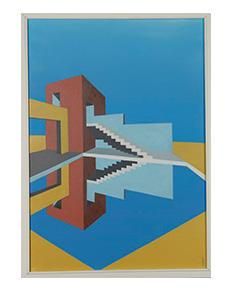 KarelDokoupil - Téměř zrcadlový obraz 2D