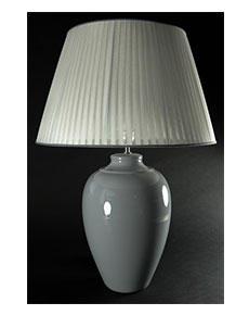 Stolní lampa Elegante šedá 156/50