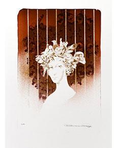Jan Kristofori - Renesanční dívka