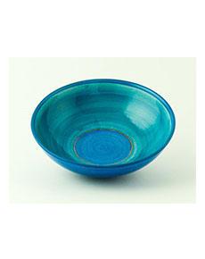 Keramická mísa Rometti Solar I modrá
