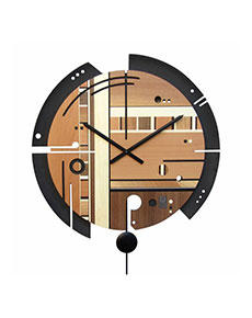 Nástěnné hodiny Samada Contrast