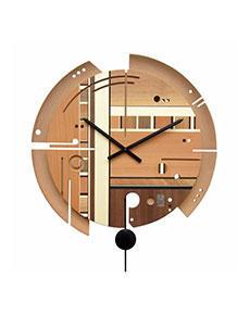 Nástěnné hodiny Samada Natural