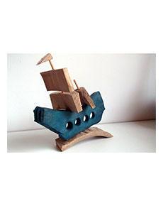 Luděk Pavézka - Stará loď