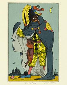 Karel Toman - Benátský intrikán