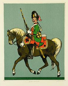 Karel Toman - Jízdní granátník
