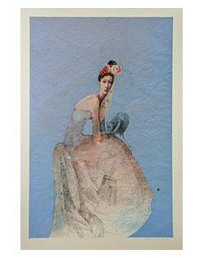 Katarína Vavrová - Dievča s lemurom
