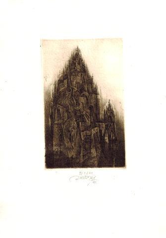 Bohumil Krátký - Katedrála
