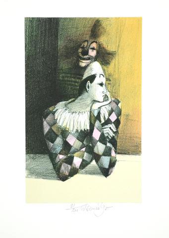 Karel Beneš - Pierot a klaun