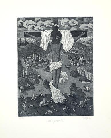 Herbert Kisza - Ukřižování