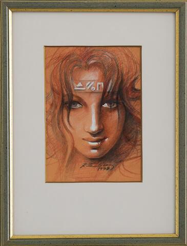 Rea Šimlíková - Portrét II
