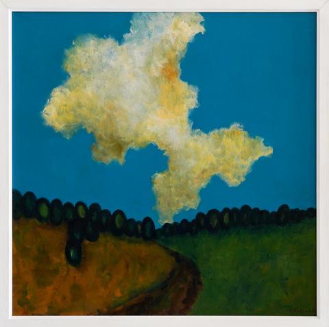 František Květoň - Polní cesta