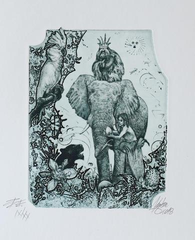 Günter Hujber - Kniha džunglí