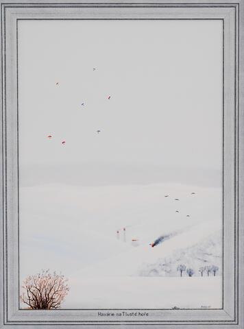 Miroslav Baleja - Havárie na Tlusté hoře