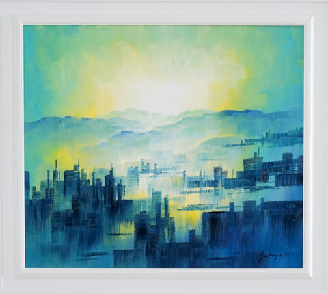 Ilja Hartinger - Modré město