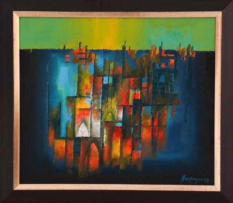 Ilja Hartinger - Světla katedrál