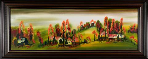 Ilja Hartinger - Podzim na Valašsku