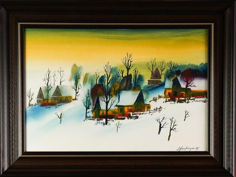 Ilja Hartinger - Zima na Valašsku