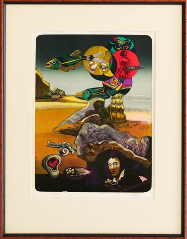 Josef Liesler - Dalí a Gala