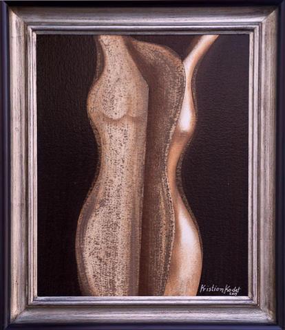 Kristian Kodet - V ateliéru