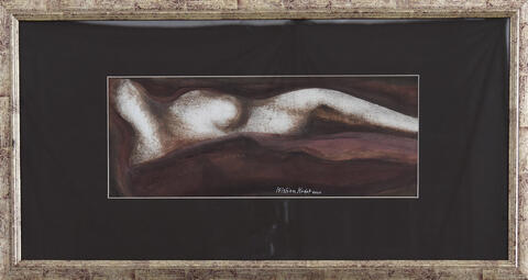 Kristian Kodet - Ležící