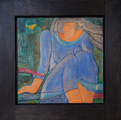 Luděk Pavézka - Žlutý ptáček
