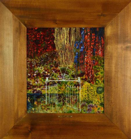 Melita Gwerková - Slávnosť v botanickej záhrade