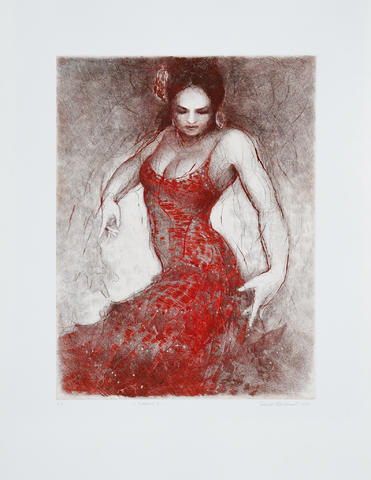 Tomáš Hřivnáč - Flamenco II