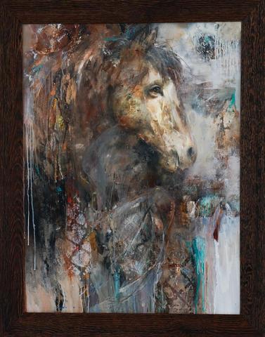 Viktorie Chaloupková - Kůň