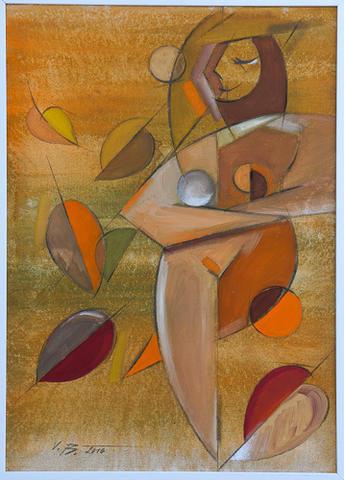 V. Bárta - Podzimní žena