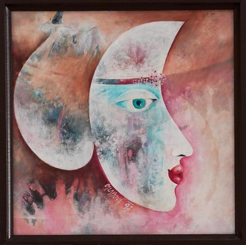 Zlata Calabová - Měsíční žena
