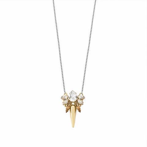 Postříbřený náhrdelník Alexis ALX1.02