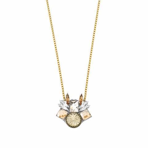 Dlouhý pozlacený náhrdelník Alexis ALX1.03