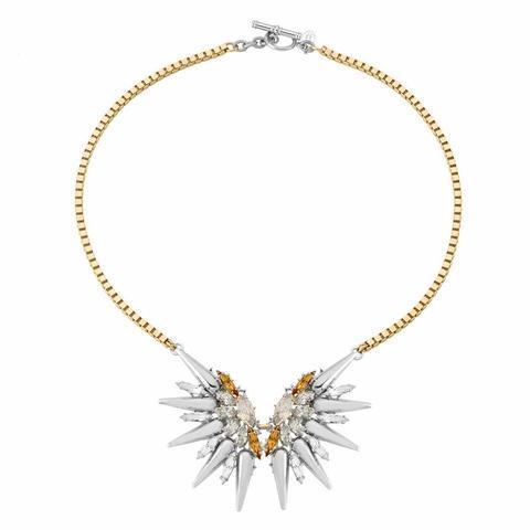 Pozlacený náhrdelník Alexis ALX1.12