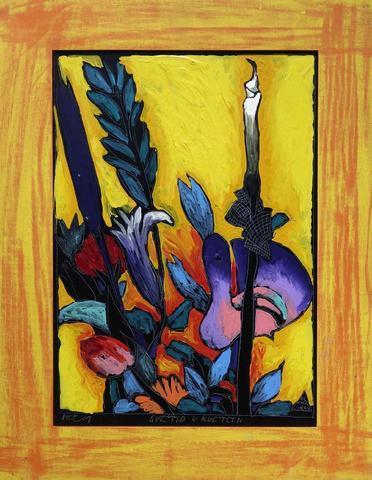 Boris Jirků - Světlo v květech