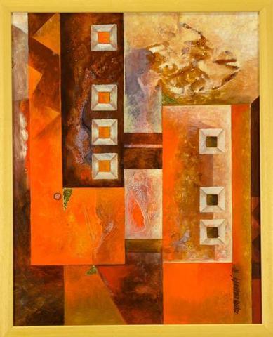Zlata Calabová - Město zapadajícího slunce