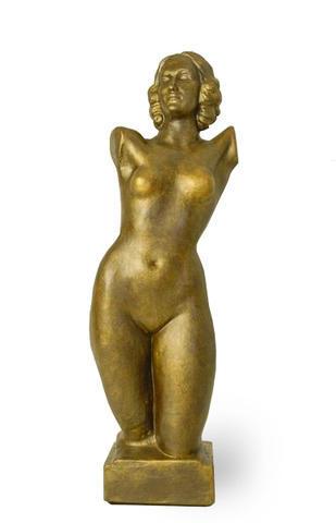 Žena - dle originálu Emanuela Kodeta, sádrová plastika