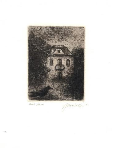 Eva Janíčková - Staré domy II