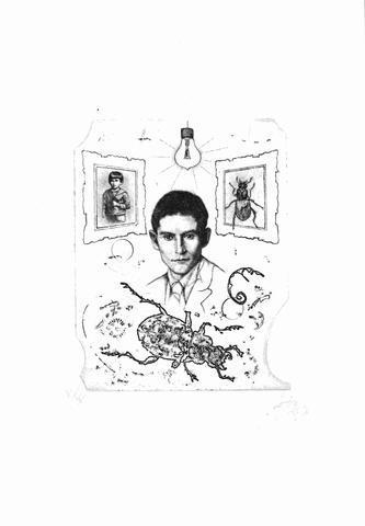 Günter Hujber - Soubor Franz Kafka - Proměna - 1