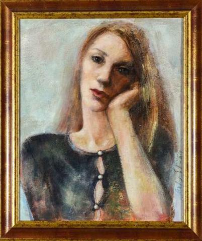 Helena Hurtová - Portrét