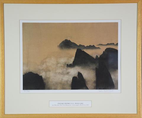 Igor Hlavinka - Žluté hory Huangshan