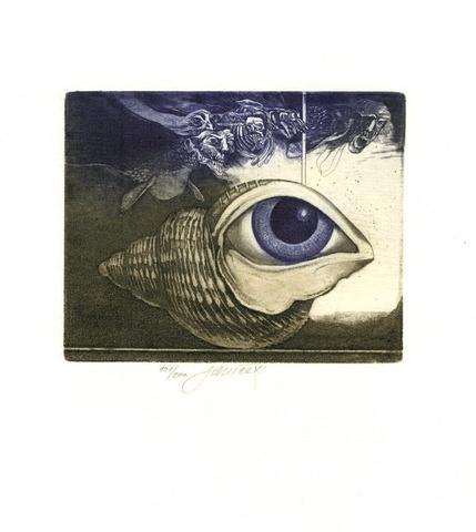 James Janíček - Oko